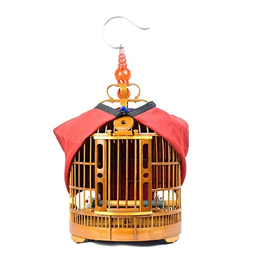 Jaula de cría de aves en el interior de la jaula de vuelo al aire ...