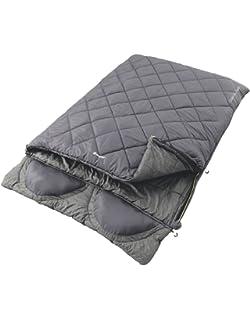 Outwell Sacos de dormir rectangulares Contour Lux Double