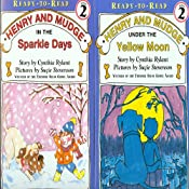 'Henry and Mudge Under the Yellow Moon' and 'Henry and Mudge in the Sparkle Days' | Cynthia Rylant