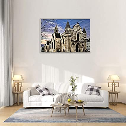 Wawer MéMorial Notre Dame, Sticker Mural 3D Autocollant ...