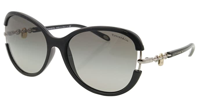 Gafas de Sol Tiffany & Co. TF4067 BLACK GRAY: Amazon.es ...