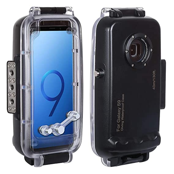 promo code 7f15f 36531 Amazon.com: HAWEEL Samsung Galaxy S9 Android 8.0 Diving Case ...