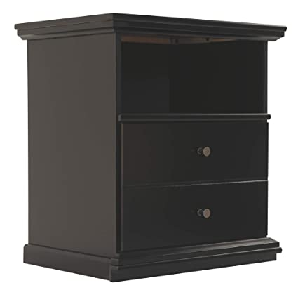 Amazon.com  Ashley Furniture Signature Design - Maribel Nightstand ... 95254d4fe