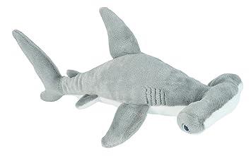 Amazon Com Wild Republic Hammerhead Shark Plush Stuffed Animal
