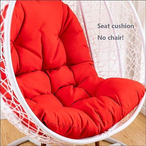 seat cushion Colgante Huevo Hamaca Silla Cojines, Espesar ...