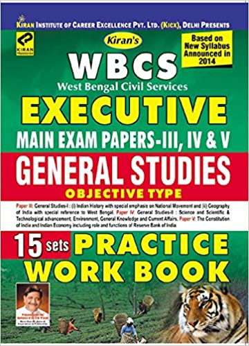 Buy wbcs executive main exam papers 3 4 5 general studies buy wbcs executive main exam papers 3 4 5 general studies objective type practice work book english 1185 book online at low prices in india wbcs fandeluxe Choice Image
