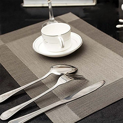 Reversible Placemats Dining Rectangle Multicolor product image