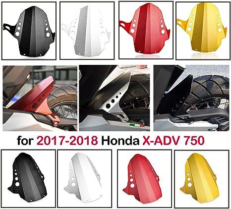 Parafango posteriore moto Parafango posteriore parafango posteriore in alluminio CNC per moto Honda X-ADV 2017-2018