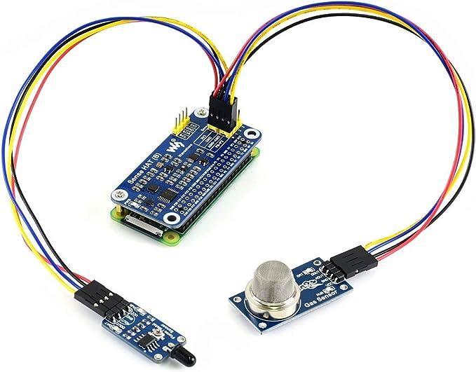 Ibest Sense Hat For Raspberry Pi 4b 3b 3b 2b B A Computer Zubehör