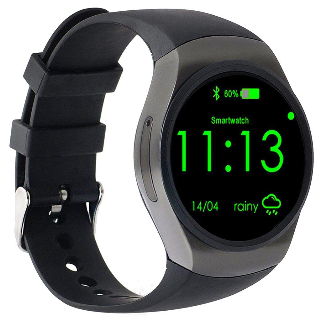 AGPtek – Bluetooth Smart Watch de Reloj móvil, E07S IT0092