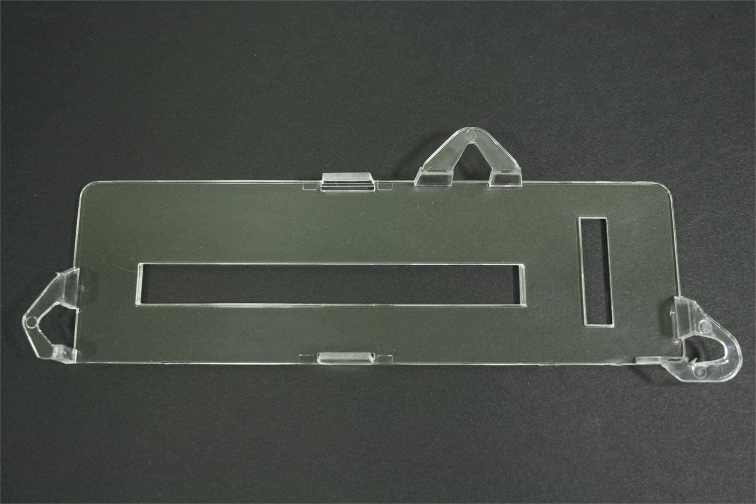 1968 Corvette Climate Control Lens with AC Air Conditioning