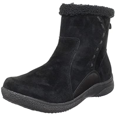 Propet Propt Wc200 Women's Water-Stain-Resistant Leather Roberta Ankle Boots  - UK:
