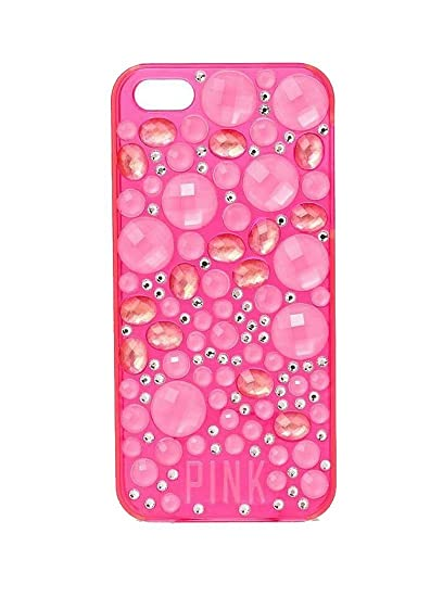 cheap for discount 1ab25 4ca2a Victoria's Secret iPhone 5 Crystal Hard Case