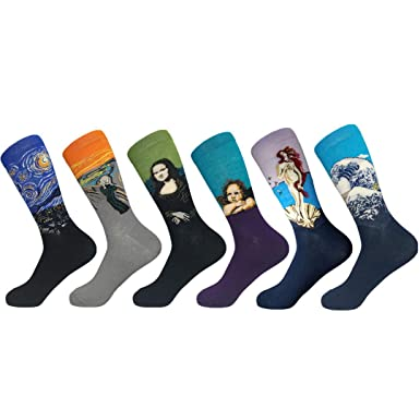 Calcetines Mens Fashion Fun Sock Style Happy Socks, The Latest Trend Of Cotton
