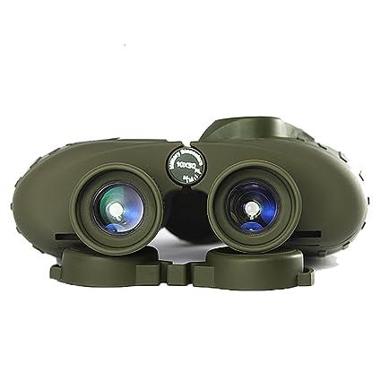 518a8369e8 Binoculars Powerful Russian Military 7X50 10X50 Marine Telescope Digital  Compass Low-Light Level Night