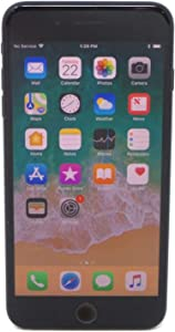 Apple iPhone 7 Plus, 128GB, Black - For T-Mobile (Renewed)