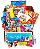 Classic Snacks Care Package (30 Count) - Chips, Cookies, Candy Assortment Bundle Gift Pack and Variety Box - CollegeBox - Easter Gift