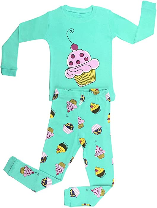 Clothing, Shoes & Accessories Baby Girl Pajama Lounge Wear Pajama Bundle Size 18 Months