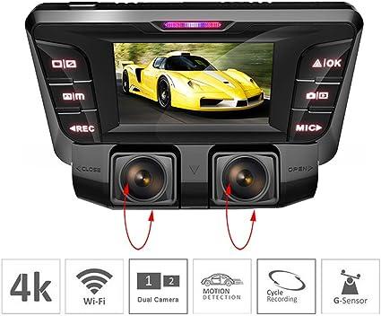 Loop-Aufnahme Bewegungserkennung Nachtsicht und G-Sensor Parkmonitor Infrarotfunktion apeman Dashcam Full HD Autokamera 1080P DVR mit 170/¡/ã Weitwinkelobjektiv WDR