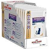 Royal Canin Sensitivity Control Cat Wet 12 x 100g - Chicken & Rice Pouch