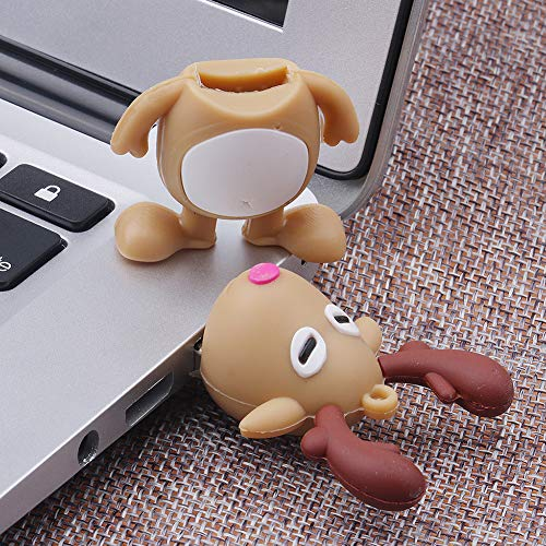 - Shentesel USB 2.0 Christmas Elk PC Laptop Flash Drive Memory Stick U Disk Elk 32G
