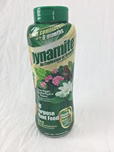 Dynamite All Purpose Plant Food 18-6-8 (2 lb)