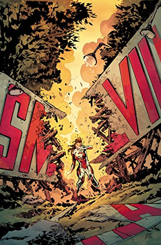 Superwoman Vol. 3: The Midnight - Perkins Hours