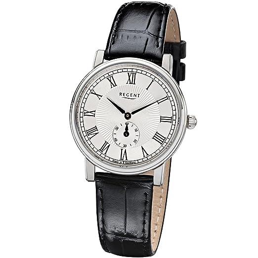 Regent Reloj mujer acero inoxidable alemania Collection gm1605: Amazon.es: Relojes