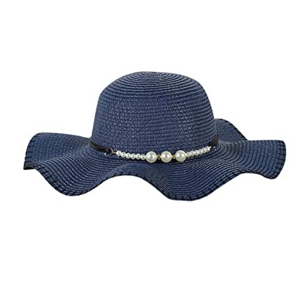 4ff5d9a66807e Image Unavailable. Image not available for. Color  Jesper Women Big Wide  Brim Straw Fedora ...