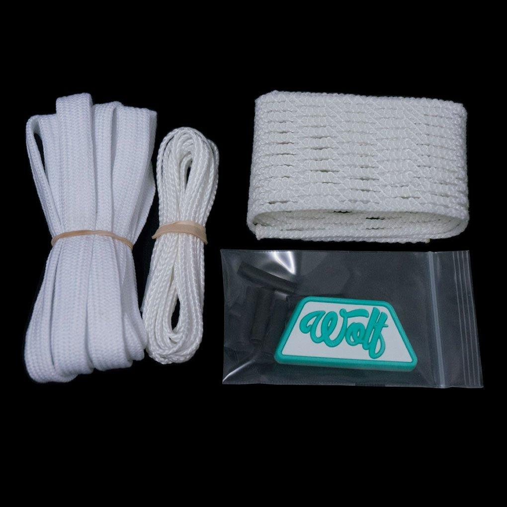 Wolf Athletics AuraMesh Lacrosse Stringing Kit by Wolf Athletics (Image #4)