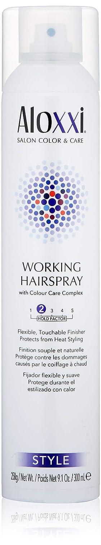 hårspray naturelle silky hold