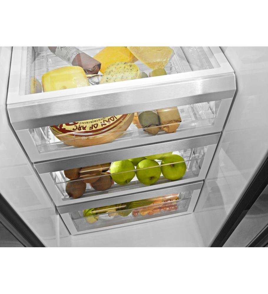 Amazon.com: Kitchenaid KSC23C8EYY 35 1/2-Inch, 23 Cu. Ft. Counter ...