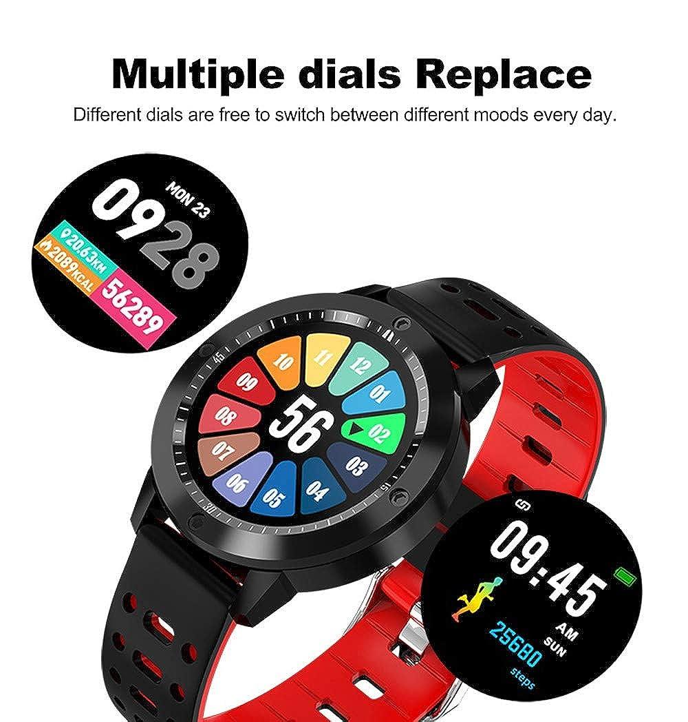 Amazon.com: Star_wuvi Smart Watch, Breathing Light ...