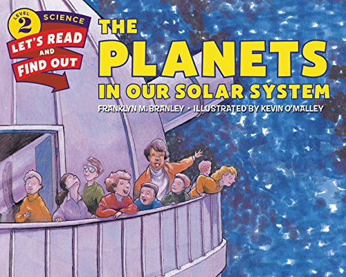 The Planets in Our Solar System (Let's-Read-and-Find-Out Science 2) - System Science