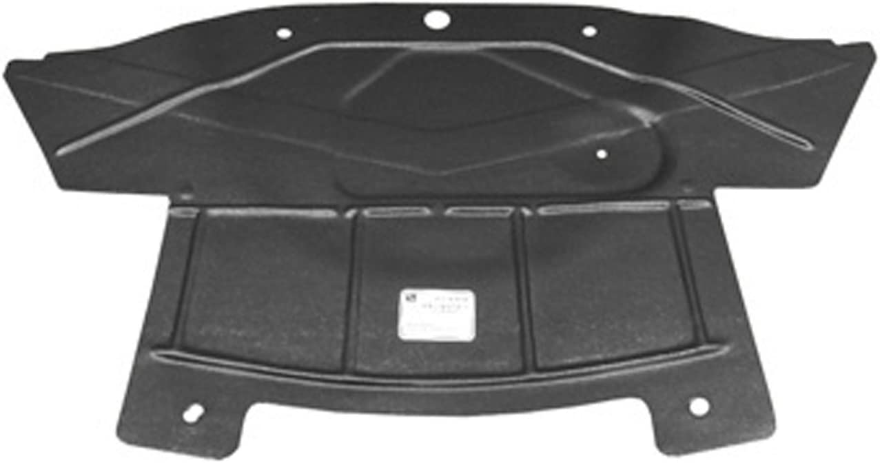 OE Replacement CHRYSLER 300 Undercar Shield