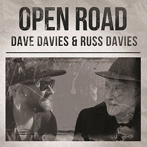 Russ Davies & Dave Davies - Open Road (2017) [WEB FLAC] Download