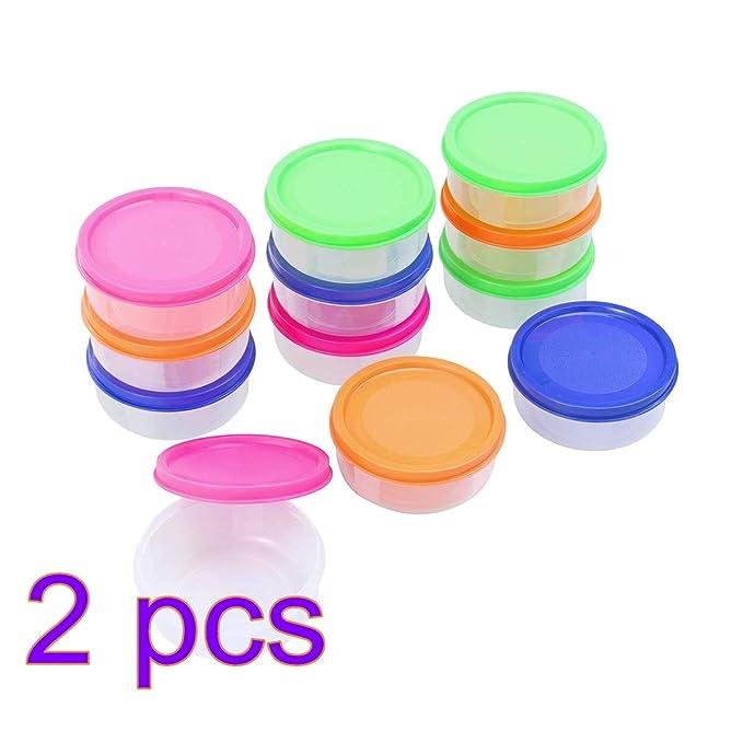 Artibetter 24 piezas de almacenamiento de alimentos para bebés con ...