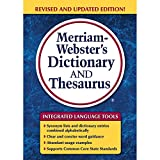 Merriam-Webster's Dictionary and Thesaurus, Newest Edition