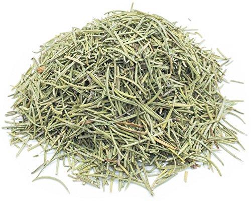 Organic Rosemary Leaf and Kenyan Black Tea Loose Leaf Herbal Tea (50g pack)