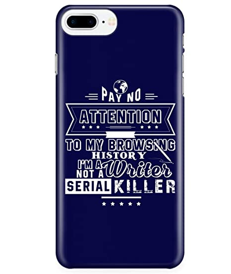 iPhone 7 Plus/7s Plus/8 Plus Case, to My Browing History Case