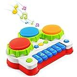 NextX Jouet Musical Instrument de Musique Pianos et Claviers Pour Petits