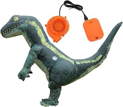 ASHATA Disfraces de Dinosaurios, Ropa de Cosplay para Adultos ...
