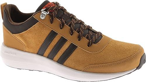 Dependiente Finito Vacaciones  Buy adidas NEO Men s Cloudfoam Race Wtr Running Shoe Brown 12.5 D(M) US at  Amazon.in