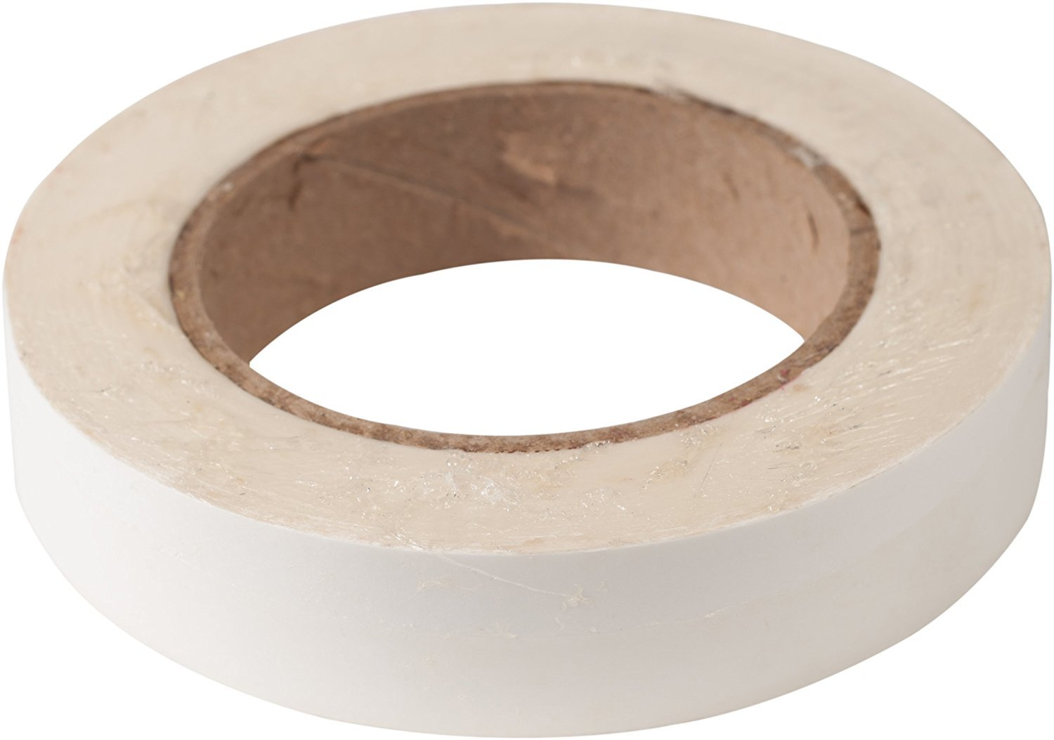 Bertech Water Soluble Tape, 2'' Wide x 36 Yards Long, 2.1 Mil Thick on a 3'' Core, Hazy White (Made in USA)