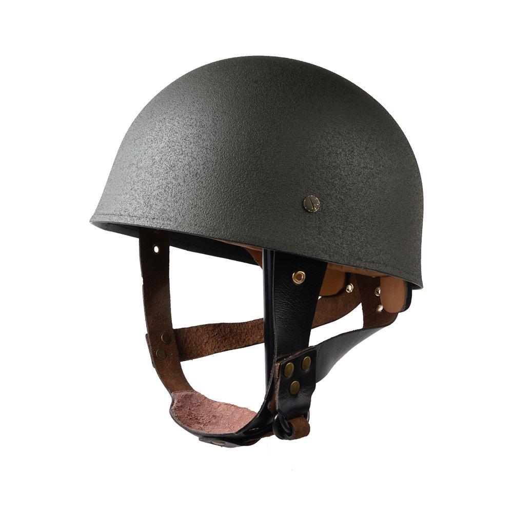 Amazon com: zwjpw WWI WW2 UK BRITISH MK2 PARATROOPER HELMET