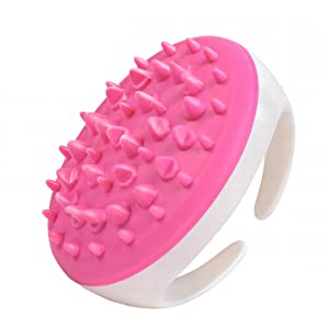 Japace¨ Cellulite Massager Brush Prevent Skin Damage Increase Body Firming and Tightening on Legs, Arms, Belly, Thighs and Hips