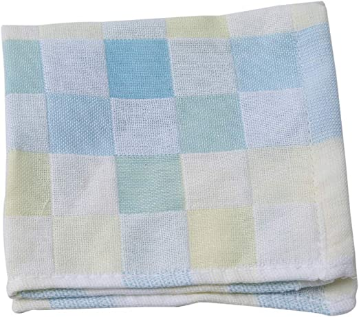 LnLyin Pañuelo Cuadrado de algodón para recién Nacido, Gasa ...