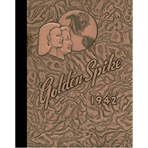 (Reprint) 1942 Yearbook: Weber High School, Ogden, Utah Weber High School 1942 Yearbook Staff