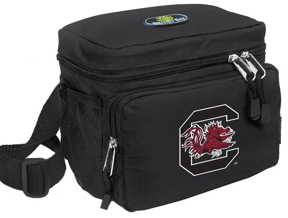 Broad Bay University of South Carolina Lunch Bag OFFICIAL NCAA South Carolina Gamecocks Lunchboxes