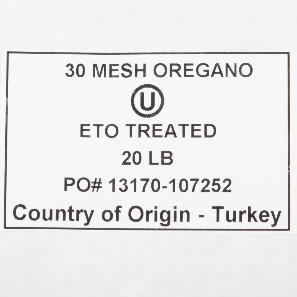 Regal Fancy Oregano Leaves - 3 oz.